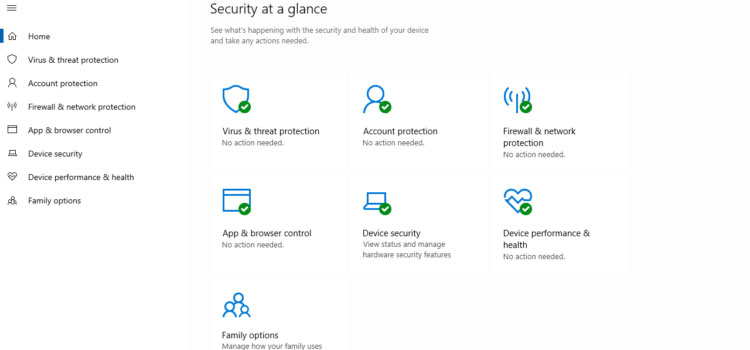 Windows security | The best antivirus for Windows 10